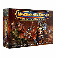 Warhammer Quest Shadows Over Hammerhal