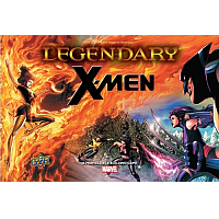Legendary: A Marvel Deckbuilding Game - X-Men