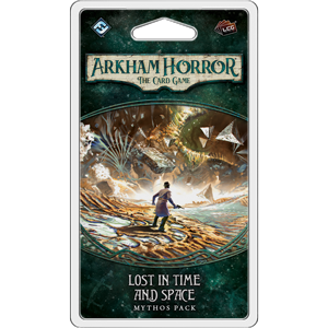Arkham Horror: The Card Game - Lost In Time And Space Mythos Pack_boxshot