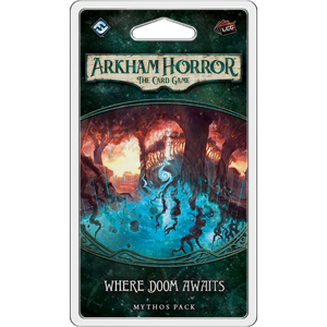 Arkham Horror: The Card Game - Where Doom Awaits Mythos Pack_boxshot