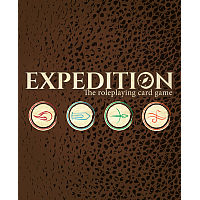 Expedition - The Roleplaying Card Game