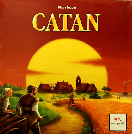 Catan - 5th Edition (Settlers of Catan) (Sv)_boxshot