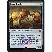 Scrap Trawler ( Foil ) (Aether Revolt Buy-a-Box)