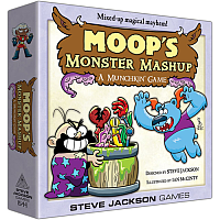 Moop's Monster Mashup (Munchkin) - Second Edition