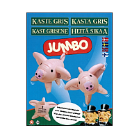 Kasta Gris Jumbo (Pass The Pigs, Nordic)