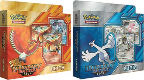 Legendary Battle Deck: Ho-Oh_boxshot