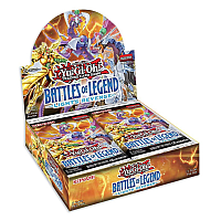 Battles Of Legend: Lights Revenge - Booster Display (24 Packs)