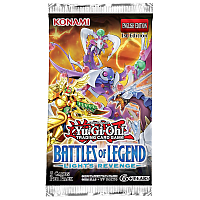 Battles Of Legend: Lights Revenge - Booster