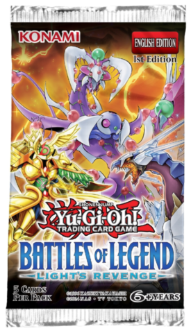 Battles Of Legend: Lights Revenge - Booster _boxshot