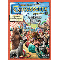 Carcassonne 2.0: The Circus (aka Under The Big Top (Svensk)