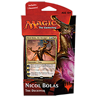 Hour of Devastation Planeswalker Deck: Nicol Bolas The Deceiver