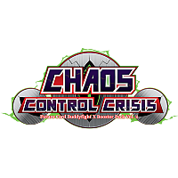 Chaos Control Crisis - Booster Display (30 Packs)