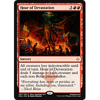 Hour of Devastation (Foil)