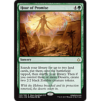 Hour of Promise (Foil)