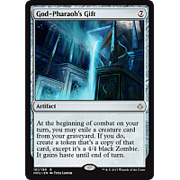 God-Pharaoh's Gift