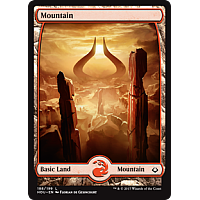 Mountain (Foil) ( Full art )