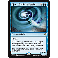 Djinn of Infinite Deceits