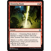 Cleansing Beam
