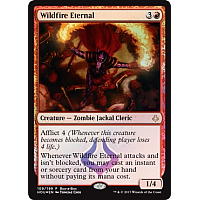 Wildfire Eternal  (Hour of Devastation Buy-a-Box)
