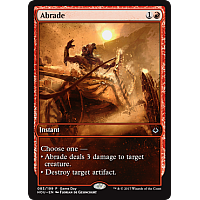 Abrade (Game Day) (Full-Art)