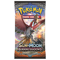 Sun & Moon: Burning Shadows booster
