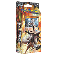 Sun & Moon: Burning Shadows Themedeck - Rock Steady