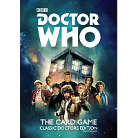 Doctor Who - The Card Game Classic Doctor's Edition
