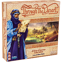 Through the Desert 2017