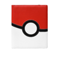 9-Pocket PRO-Binder EX - Pokemon - Pokéball