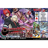 Cardfight!! Vanguard G - Demonic Advent - Booster
