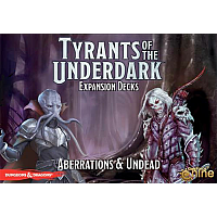 Tyrants of the Underdark: Expansion Decks – Aberrations & Undead
