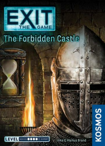 EXIT: The Game - The Forbidden Castle_boxshot