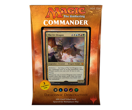Commander 2017: DRACONIC DOMINATION_boxshot