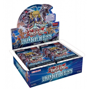 Legendary Duelists booster box_boxshot