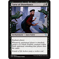 Curse of Disturbance