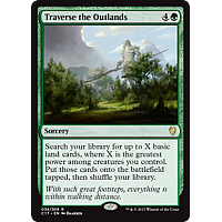 Traverse the Outlands