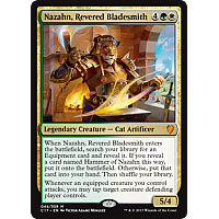 Nazahn, Revered Bladesmith