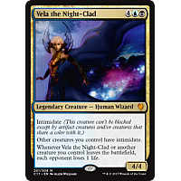 Vela the Night-Clad