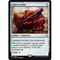 Quietus Spike
