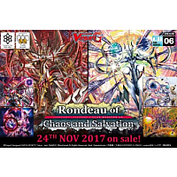 Cardfight!! Vanguard G -Rondeau of Chaos and Salvation - Clan Booster