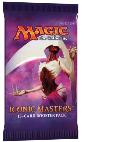 Iconic Masters booster_boxshot