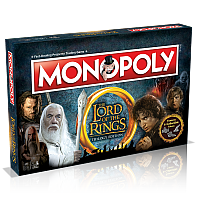 Monopoly: The Lord of the Rings Trilogy Monopoly