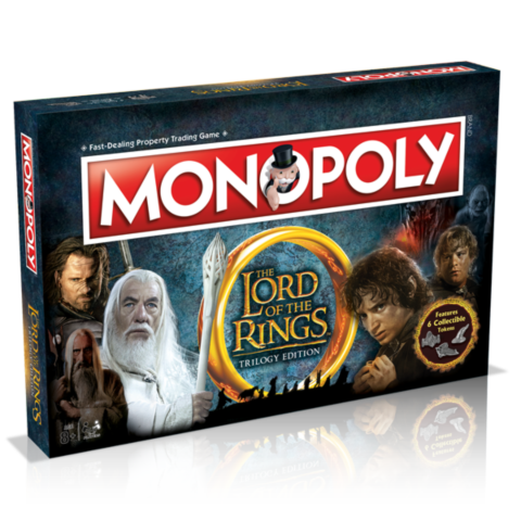 Monopoly: The Lord of the Rings Trilogy _boxshot