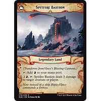 Spitfire Bastion (Flip side of the multi-part card Vance's Blasting Cannons)