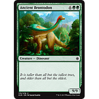 Ancient Brontodon