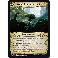 Itlimoc, Cradle of the Sun (Flip side of the multi-part card Growing Rites of Itlimoc)
