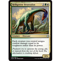Belligerent Brontodon
