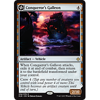 Conqueror's Galleon ( Foil )