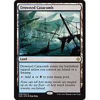 Drowned Catacomb (Foil)