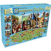 Carcassonne Big Box 6 (Svensk)
